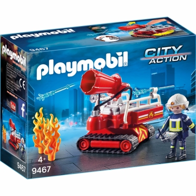 PLAYMO BRANNSLUKNINGSROBOT i gruppen Leker / Action figurer diverse: / Playmobil hos Gla´pris (Efa Marked AS) (4008789094674-516---)