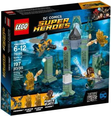 LEGO KAMPEN OM ATLANTIS i gruppen Leker / Lego / Lego hos Gla´pris (Efa Marked AS) (5702015868709-510---)
