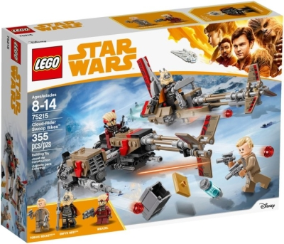 LEGO CLOUD-RIDER SWOOP BIKES i gruppen Leker / Lego / Lego star wars hos Gla´pris (Efa Marked AS) (5702016110630-510---)