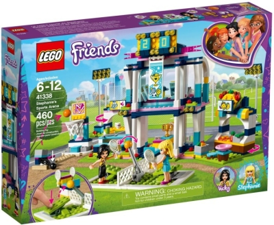 LEGO STEPHANIES IDRETTSARENA i gruppen Leker / Lego / Lego girls hos Gla´pris (Efa Marked AS) (5702016111606-510---)