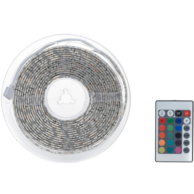 FINNLUMOR LED STRIP FARGE 5M i gruppen Hus og hjem / Belysning / Lyskilder hos Gla´pris (Efa Marked AS) (6410412937865-8079---)