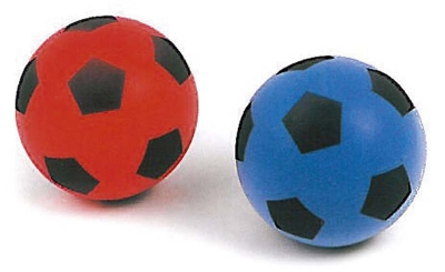 BALL SKUM 12 CM I POSE i gruppen Leker / Uteleker: / Ute spill og ball aktivit hos Gla´pris (Efa Marked AS) (8008446001904-524---)