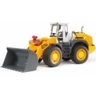 BRUDER LIEBHERR ARTICULATED ROAD LOADER
