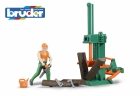 BRUDER FIGURE-SET FORESTRY
