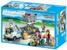 PLAYMO AIRCRAFT STAIRS WITH PASSENGERS A