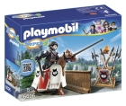 PLAYMOBIL JOUSTING RYPAN, GUARDIAN OF TH