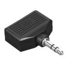 HAMA ADAPTER AUDIO 2X3,5MM-3,5 2XHUN-HAN