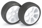 WHEEL SET BUGGY 6 SPOKE / STREET WHITE 1