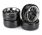 WHEEL SET DRIFT LP  COMB / PROFILE B BLA