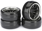 WHEEL SET DRIFT LP  9 SPOKE / PROFILE C
