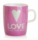KRUS LOVE IS ALL YOU NEED ROSA/S�LV