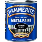 HAMMERITE GLATT SORT 250ML