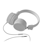 KITSOUND HODETELEFON BROOKLYN ON-EAR HVI
