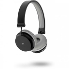 KITSOUND HODETELEFON METRO SVART ON-EAR