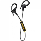 KITSOUND HODETELEFON RACE SVART IN-EAR T