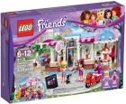 LEGO FRIENDS HEARTLAKES CUPCAKE KAFE