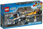 LEGO CITY DRAGSTER-TRAILER