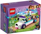 LEGO FRIENDS VALPEPARADEN