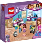 LEGO FRIENDS OLIVIAS KREATIVE LAB