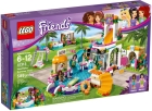 LEGO FRIENDS HEARTLAKES SVØMMEBASSENG