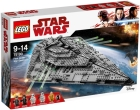 LEGO FIRST ORDER STAR DESTROYER