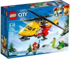 LEGO AMBULANSEHELIKOPTER