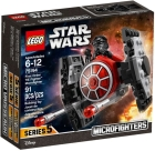 LEGO FIRST ORDER TIE FIGHTER MICROFIGHT