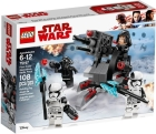 LEGO CONF BATTLE PACK EP8 WHITE PLANET T