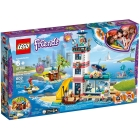 LEGO FRIENDS FYR-REDNINGSSENTER
