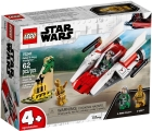 LEGO 4+ A-WING STARFIGHTER
