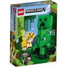LEGO BIGFIG CREEPER OG OZELOT