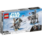 LEGO AT-AT MOT TAUNTAUN MICROFIGHTERE