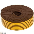 SELF-ADHESIVE EPDM TYPE P BROWN 30M (6X5