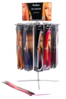 CLIP-ON HAIR EXTENSIONS COLOR ASST.