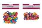 MINEAS HAIRBOBBLE 50-80PCS/PACK COLOR AS