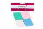 MINEAS MAKE UP SPONGE 4PCS