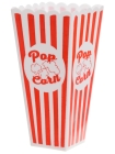 POP CORN BEGER PLASTIC