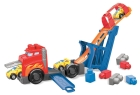 FISHER PRICE MATCHBOX RACERBIL MED RAMPE