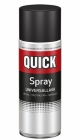 QUICK SPRAY NR 5 PERLEGRÅ BLANK