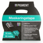 PIGMENT MASKERINGSTAPE 19 MM 50 M