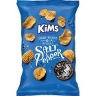 KIMS POTETCHIPS SALT & PEPPER 200G