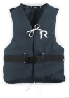 REGATTA POP NAVY FLYTEVEST 50-70 KG