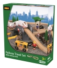 BRIO RAILWAY TRAVEL SETT