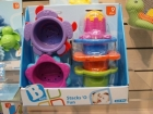 B KIDS BADELEKER STACK O FUN - 9M+