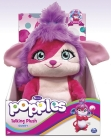POPPLES DELUXE POP PLUSH M/LYD