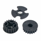 19T BELT PULLEY SET (2PCS)