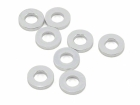 3X6X1.0MM ALU SHIMS(8PCS)