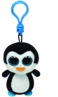 TY WADDLES PENGUIN BEANIE BOOS CLIP