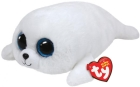 TY ICY WHITE SEAL LARGE