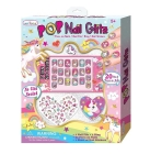 HOT FOCUS UNICORN POP NAIL GLITZ SETT